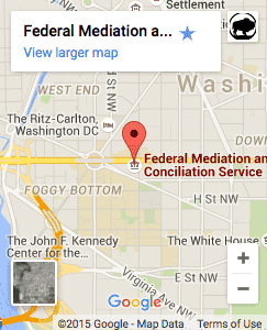 FMCS Google Map